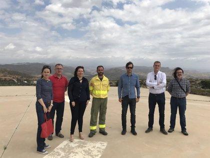 PP reclama a la Junta que invierta en reforestar los montes de Almería