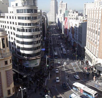 Los vehículos con etiqueta ambiental Cero y Eco estarán excepcionados y podrán acceder a Madrid Central