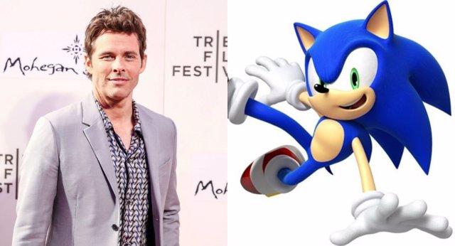 James Marsden protagonizará Sonic