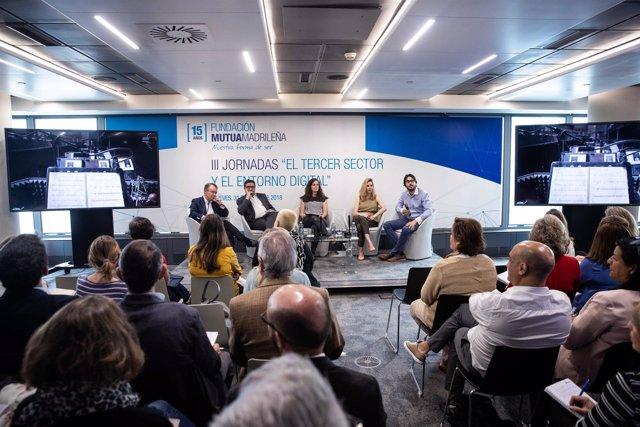 III Jornadas 'El Tercer Sector y el Entorno Digital', organizadas por la Fundaci