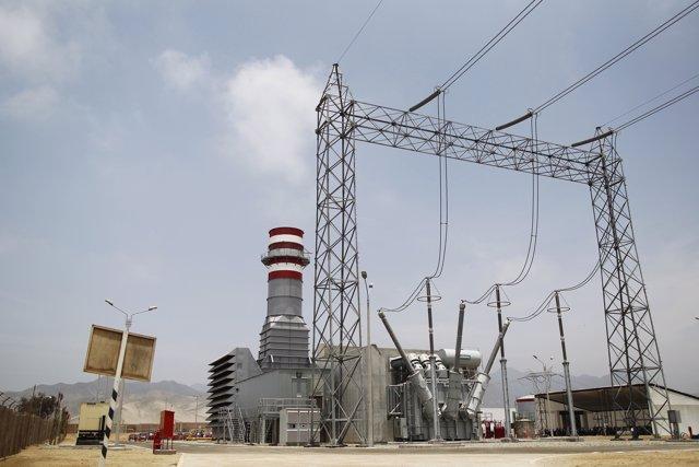 Electricidad, energía