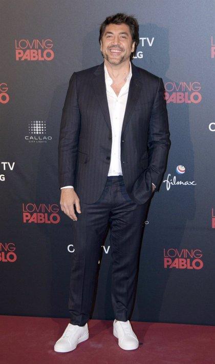 """Javier Bardem dice que la labor de Proactiva Open Arms """"sí que es 'Marca España'"""""""