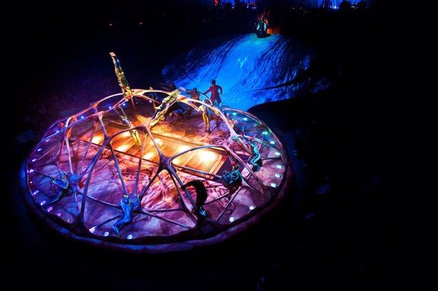 Nuevo espectáculo 'Totem' del Cirque du Soleil