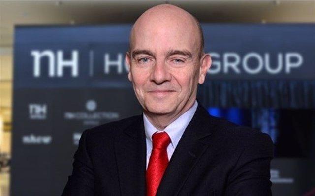 Ramón Aragonés, CEO de NH Hotel Group