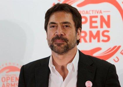 Javier Bardem saca su lado más solidario por los refugiados de mano de 'Open Arms'