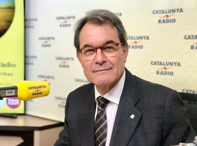 Artur Mas, en Catalunya Ràdio