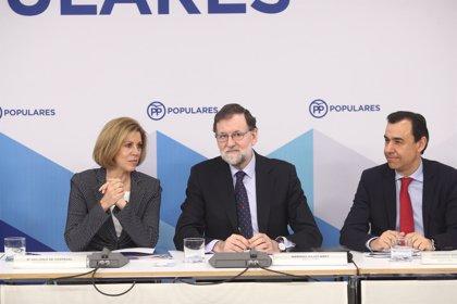 Rajoy convoca el martes el Comité Ejecutivo del PP para analizar la situación del partido tras perder el poder
