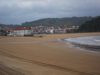 Vizcaya inicia su temporada de playas con aviso amarillo por precipitaciones intensas