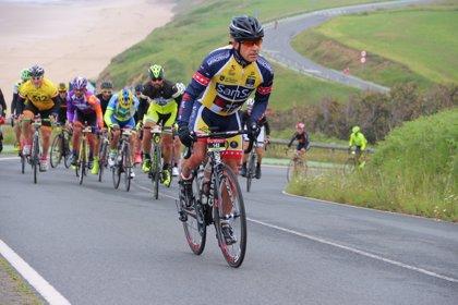 Unos 1.500 participantes en 'Los 10.000 del Soplao de Ciclismo en Carretera'
