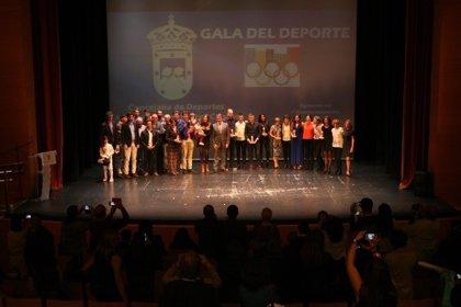 Yolanda Ubero, campeona del mundo de taekwondo, premiada por el Ayuntamiento de Tres Cantos