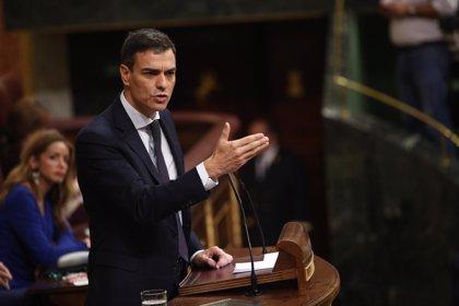 """Sánchez pide al PP lealtad sobre Cataluña mientras Hernando le pide aclarar sus """"pactos oscuros"""""""