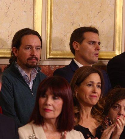 Ciudadanos, a favor de que se retire la condecoración a 'Billy el Niño', aclara que Rivera no se burló de Iglesias