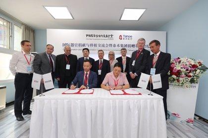 Tahoe Group está transformando el sector de la salud de China en una industria global de alta tecnología