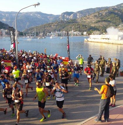 Mallorca, escenario este domingo de la II carrera de montaña 'Desafío Fuerzas Armadas'