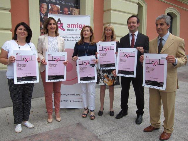 Ruiz presenta la XIII Fiesta Solidaria del Cáncer de Mama