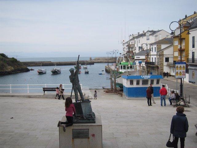 Puerto de Tapia .