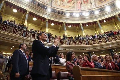 Pedro Sánchez, nuevo presidente del Gobierno