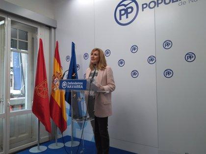 """La presidenta del PPN da las gracias a Rajoy por su """"trabajo incansable por España"""""""