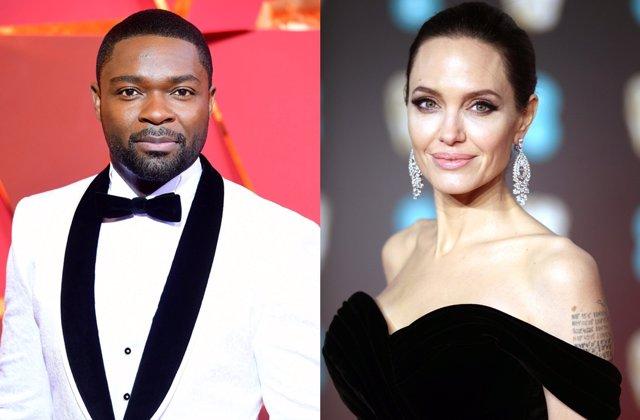 Angelina Jolie David Oyelowo