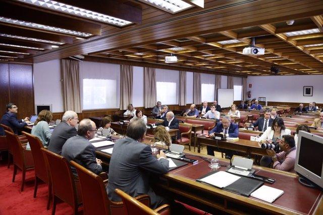 Comisión de Presupuestos del Senado