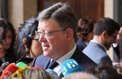 """Puig celebra el """"cambio necesario"""" y dice que el Consell mantendrá la misma exigencia de financiación al Gobierno"""