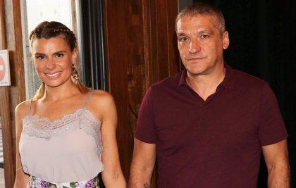 Gustavo González y María Lapiedra, al borde de la ruptura