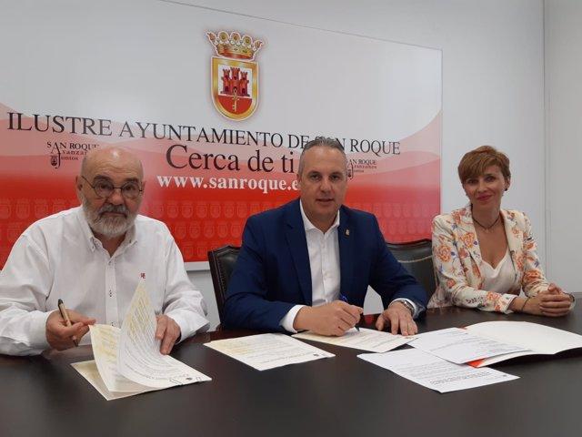 El diputado provincial, Juan Carlos Ruix Boix