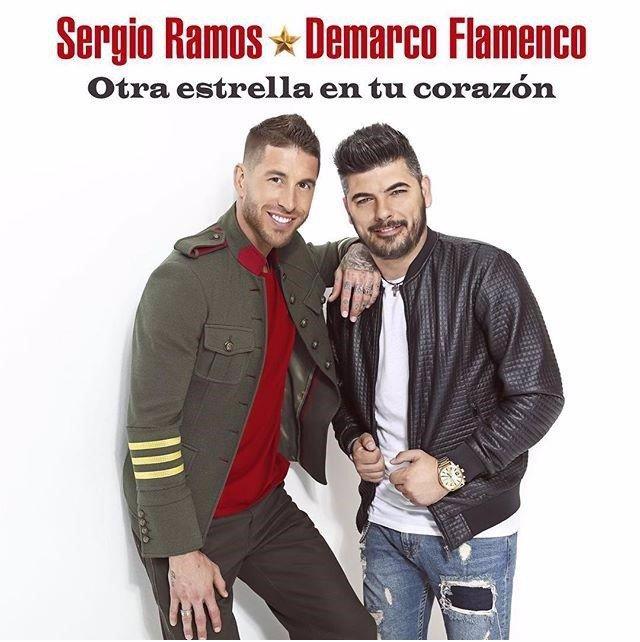 SERGIO RAMOS Y DEMARCO FLAMENCO