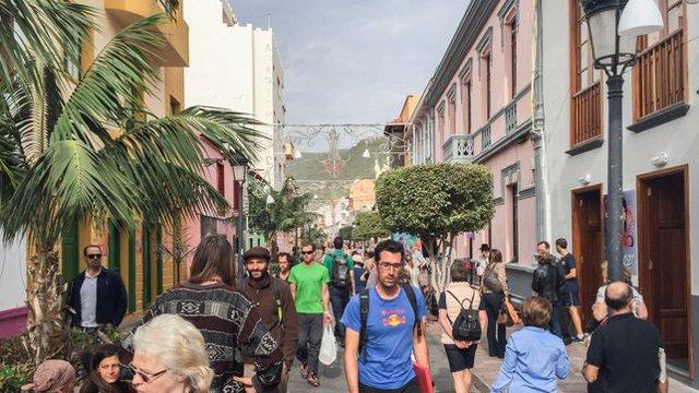 Zona Comercial Abierta en San Sebastián de La Gomera
