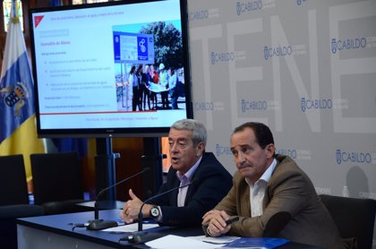 El Cabildo de Tenerife invierte más de 20 millones en doce proyectos de saneamiento y depuración