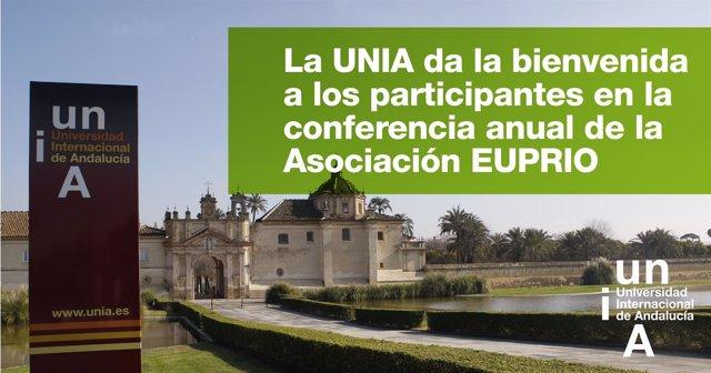 UNIA acoge la Conferencia Anual de Euprio