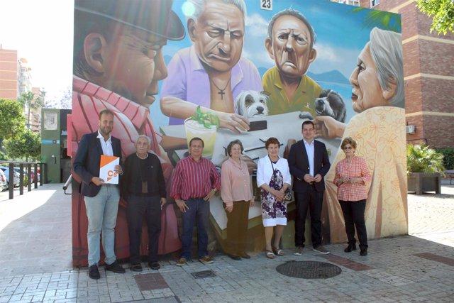Nota Y Foto Ciudadanos Pide Un Plan Municipal Para Combatir La Soledad De Los Ma