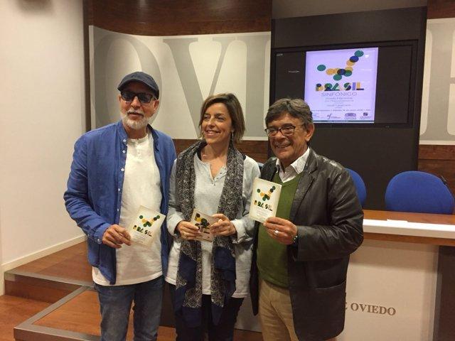 Vaudí Cavalcanti, Maria Riera y Sánchez Ramos