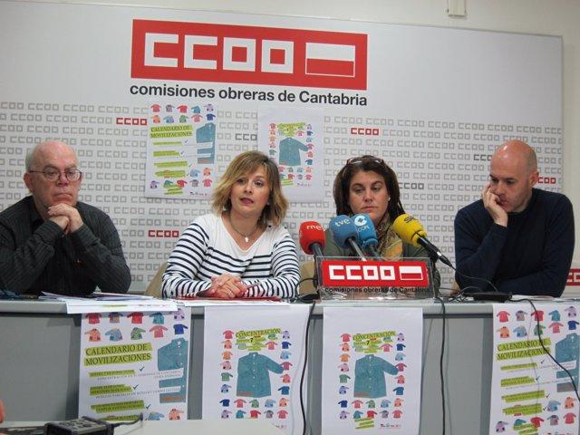 Representantes Junta Personal Docente de Cantabria