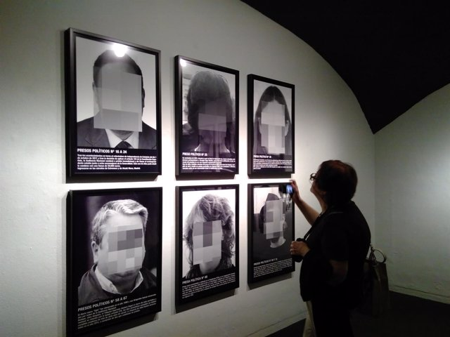 El CCCB expone la obra 'Presos políticos' censurada en Arco