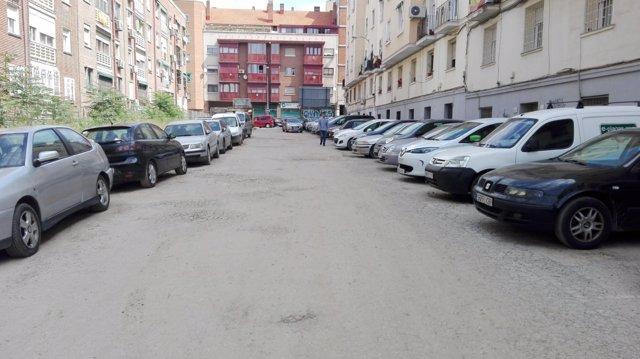Calle en Ciudad Lineal