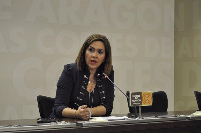Susana Gaspar, diputada de Cs
