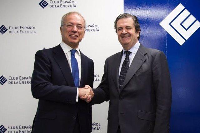 Miguel Antoñanzas y Borja Prado