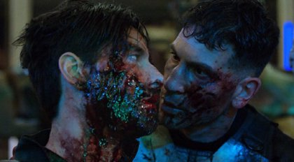 The Punisher vs. Jigsaw en un vídeo filtrado del rodaje de la 2ª temporada