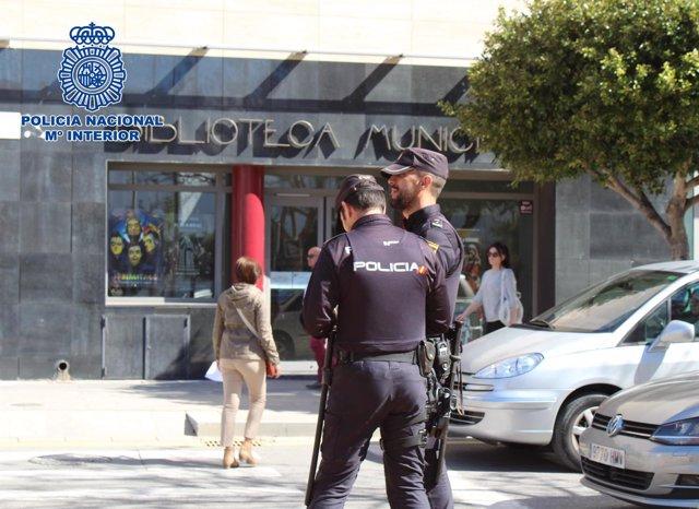 Policía Nacional detiene en Balerma a un fugitivo reclamado por Marruecos