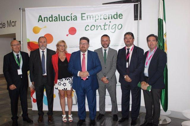 Sánchez de Haro en el encuentro sobre innovación en agricultura