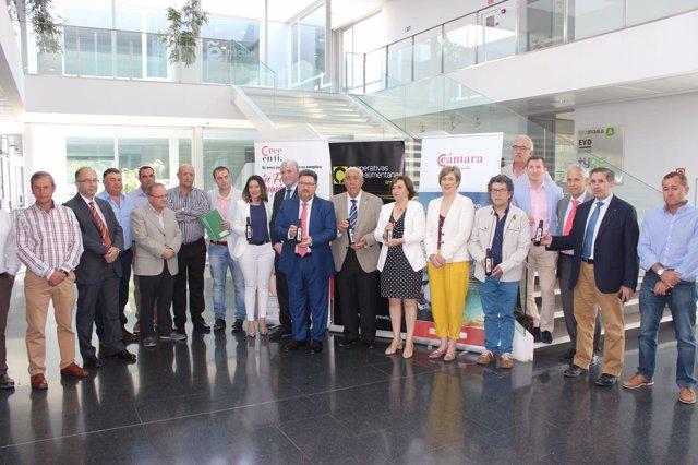 Cooperalia es reconocida como Entidad Asociativa Prioritaria de Andalucía