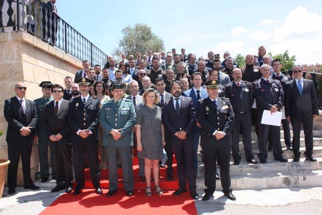 11º Día De Celebración De La Seguridad Privada En Illes Balears