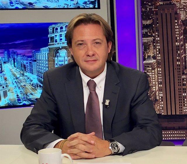 El presidente de Actúa Baleares, Jorge Campos