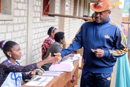 La Justicia rechaza el recurso de la oposición en Burundi contra el referéndum constitucional