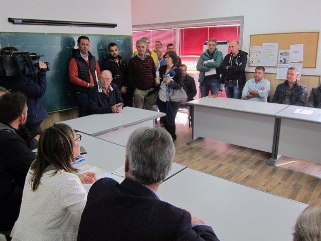 Xunta pide implicación de los  constructores en Tui