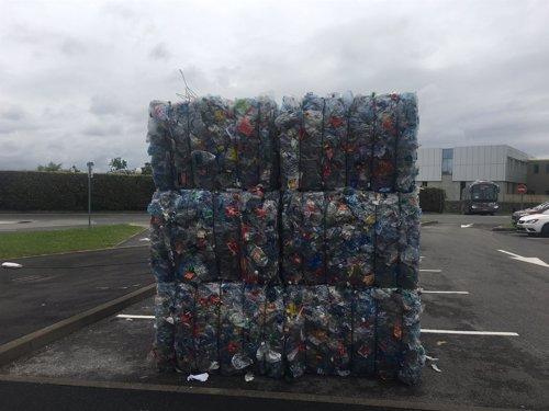 Suez apuesta por dar una segunda vida de los plásticos y usar la tecnología para