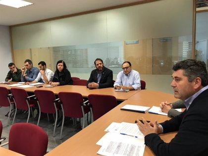 La Xunta aborda con agentes de los GES en la provincia coruñesa medidas para mejorar la lucha contra incendios