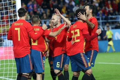 España juega en Cuatro su primer ensayo ante Suiza de cara al Mundial de Rusia