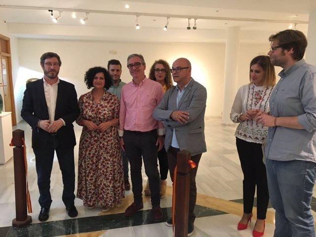 Segunda jornada del VI Encuentro Internacional de Cerámica Decorativa.